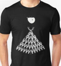 Lobster Dominance Hierarchy - Dark Unisex T-Shirt
