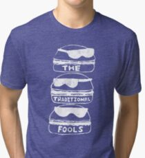 The Traditional Fools Tri-blend T-Shirt