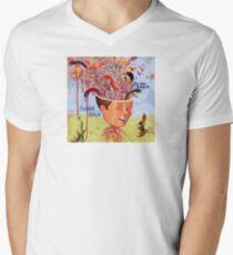 ReCall Men's V-Neck T-Shirt