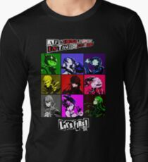 Persona 5 All Out Attack Portraits T-Shirt