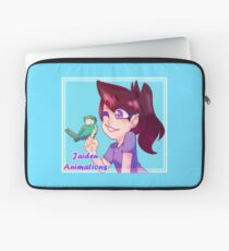 Jaiden and Ari Laptop Sleeve