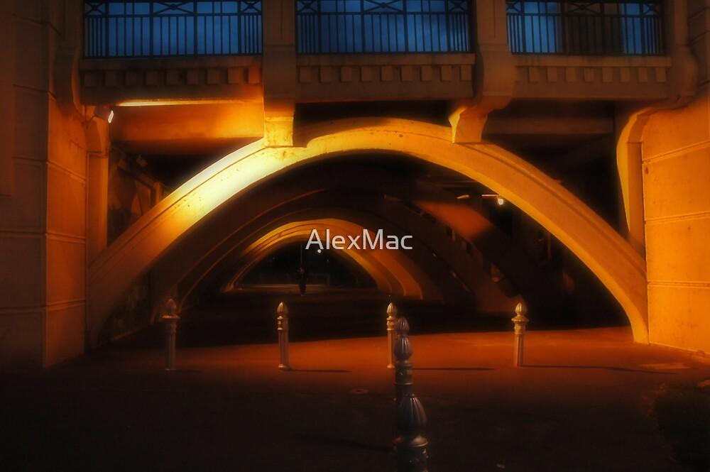 Long Walk Home by AlexMac