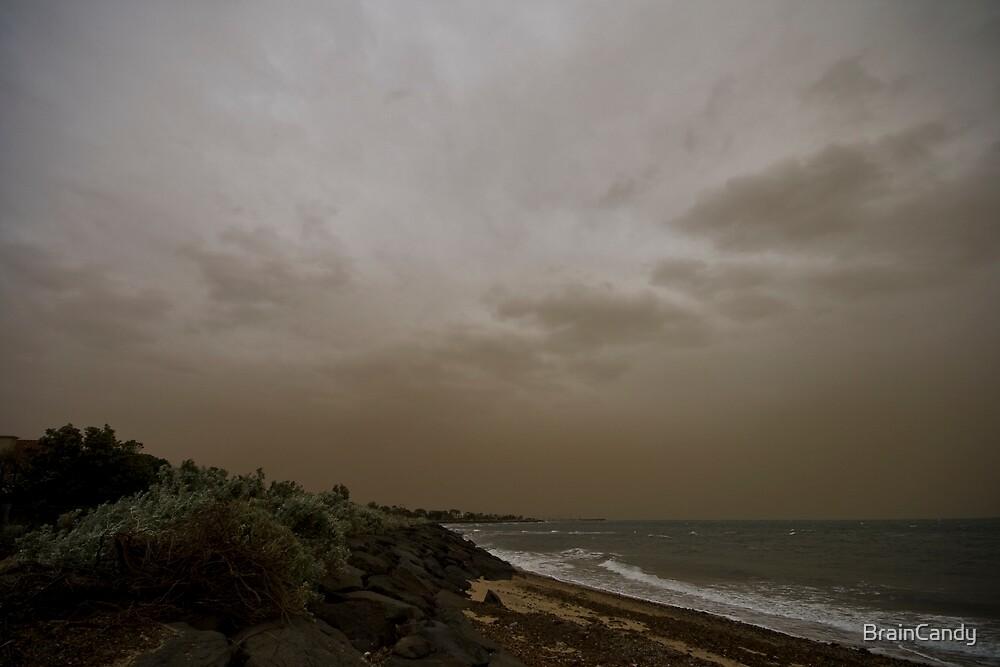 Dust storm 1 by BrainCandy