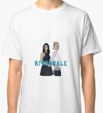 Riverdale betty and veronica Classic T-Shirt