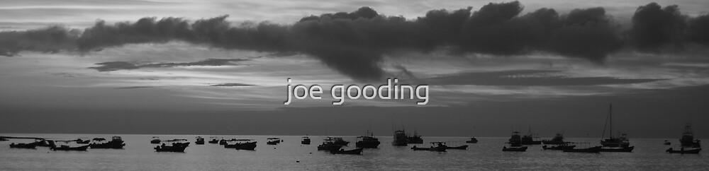 monotonous sunsets by joe gooding