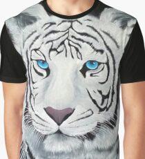 TIGER - Design by Jessica FLEURENTIN© Graphic T-Shirt