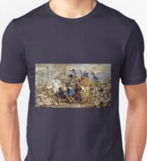 Peter Paul Rubens The Triumph of Henry IV T-Shirt