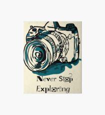 Camera  Art Board