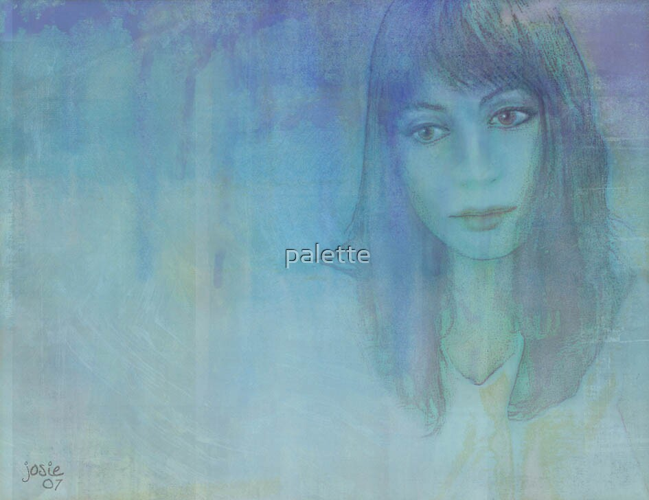 blues... by palette