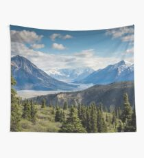 IN THE MOUNTAINS MODERN PRINTING 1 Pc #26824788 Tapestry