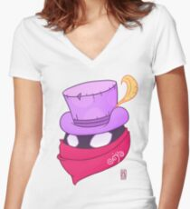 Cute Revenant Paragon MOBA Fan Tee Women's Fitted V-Neck T-Shirt