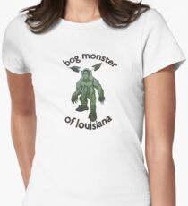 Bog Monster Of Louisiana (Smaller Size) T-Shirt