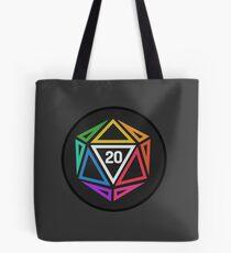 Crit 20 Tote Bag
