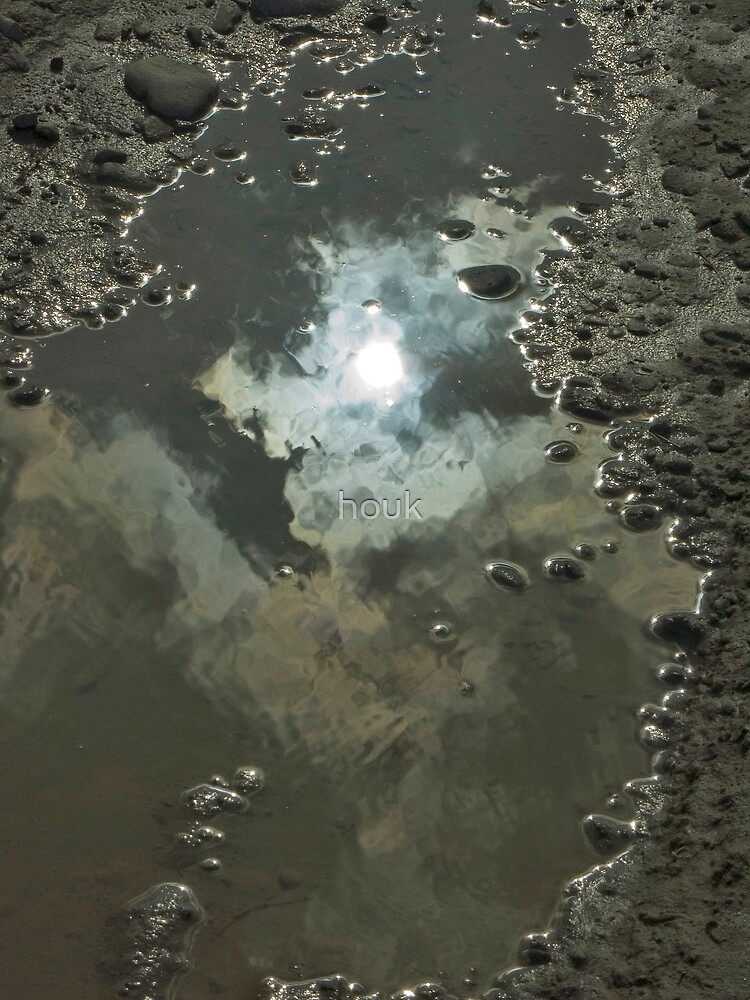 Puddle by houk