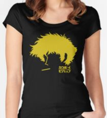 Cowboy Bebop - Spike Women's Fitted Scoop T-Shirt