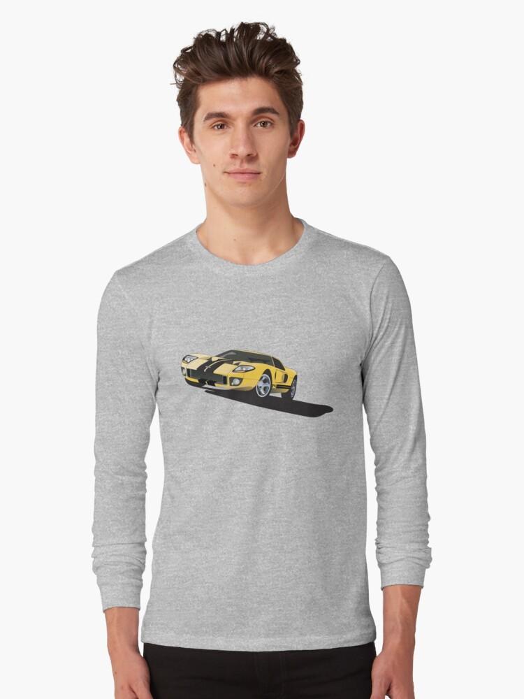 Ford GT40 by Greg Hamilton