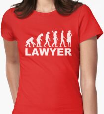 Evolution lawyer T-Shirt