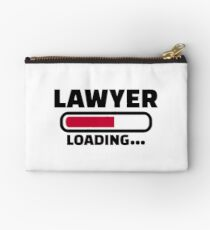 Lawyer loading Studio Pouch