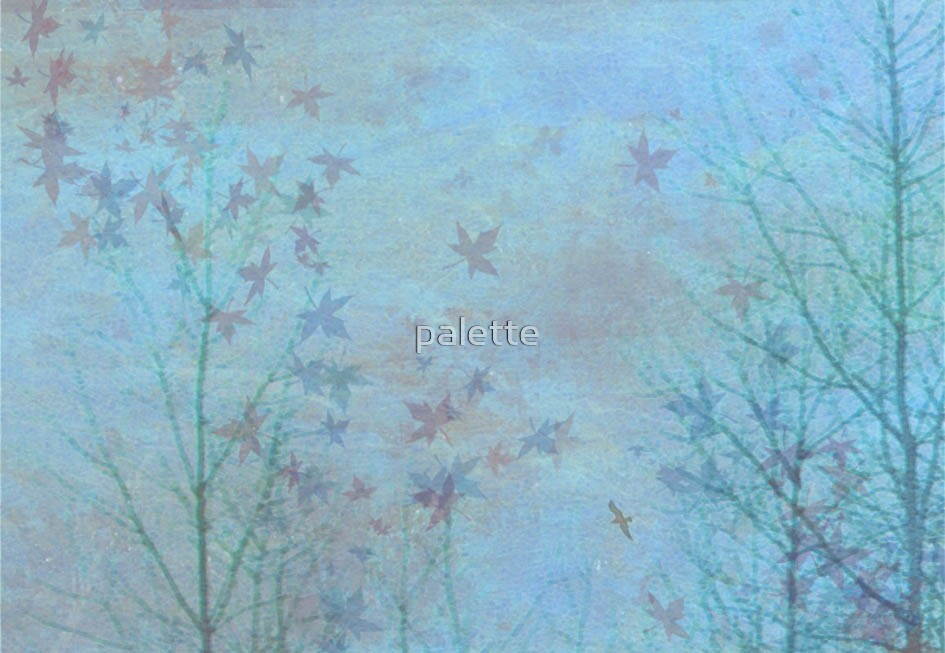 Trees... by palette