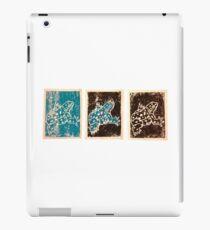 Blue Amphibian iPad Case/Skin
