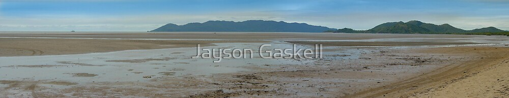The tide is out by Jayson Gaskell