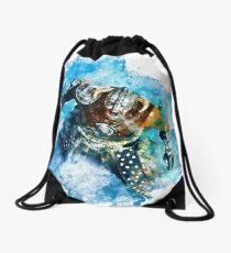Skyrim Drawstring Bag