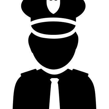 Police officer by Designzz