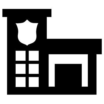 Police station by Designzz