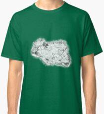 Skyrim Map Classic T-Shirt