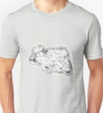 Skyrim Map T-Shirt