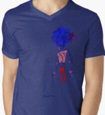 'Carmen Verandah' (Drag Racer Series) Mens V-Neck T-Shirt