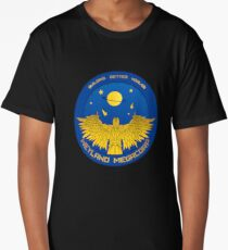 Terraforming project patch mission Long T-Shirt