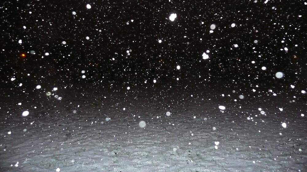 Snow by RichieQuinn