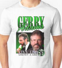 Gerry Adams Sinn Féin Vintage t-shirt Unisex T-Shirt