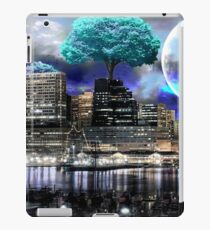 Ecosystem of the Blue Moonlight iPad Case/Skin