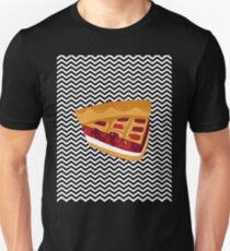 Twin Peaks Black Lodge Pie Unisex T-Shirt