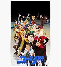 Yuri on Ice Selfie! Poster
