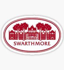 Swarthmore College Logo Sticker