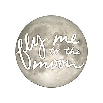 Fly Me to the Moon by allisonjo