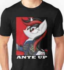 Blackjack - Ante Up Unisex T-Shirt