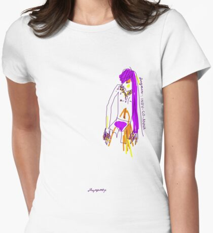 'Indy-Go-Anna' (Drag Racer Series) T-Shirt