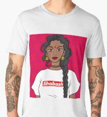Shabash beta Shabash Men's Premium T-Shirt