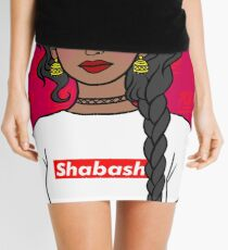 Shabash beta Shabash Mini Skirt
