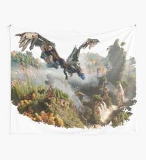horizon zero dawn 2 Wall Tapestry