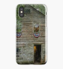 Rice Grist Mill 2017 iPhone Case/Skin