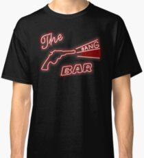 Twin Peaks The Bang Bang Bar Logo Classic T-Shirt
