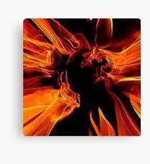Solar Ghosts 2 Canvas Print