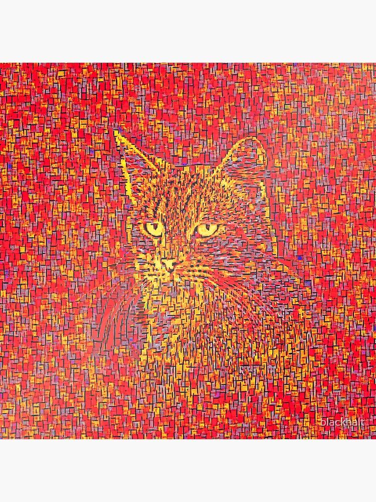 Goldenrod Crimson by blackhalt