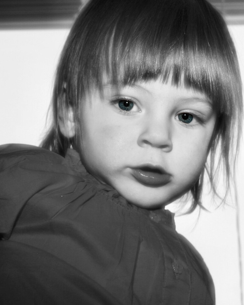 Young Model by Stacey Milliken