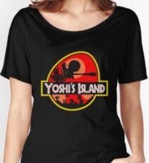 Jurassic Park - Yoshi's Island Women's Relaxed Fit T-Shirt